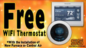 Free WIFI Thermostat